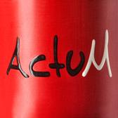 Vinos de la marca Actum