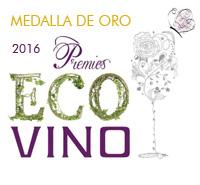 Medalla de oro - Premios Ecovino 2016