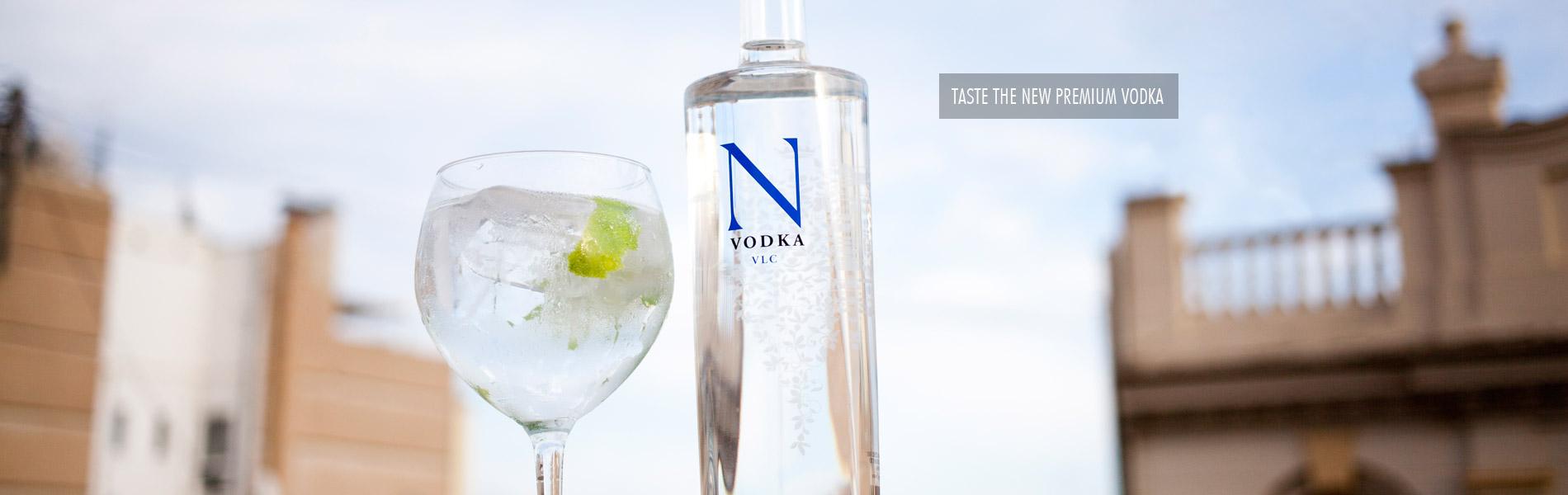 N VDOKA VLC premium vodka