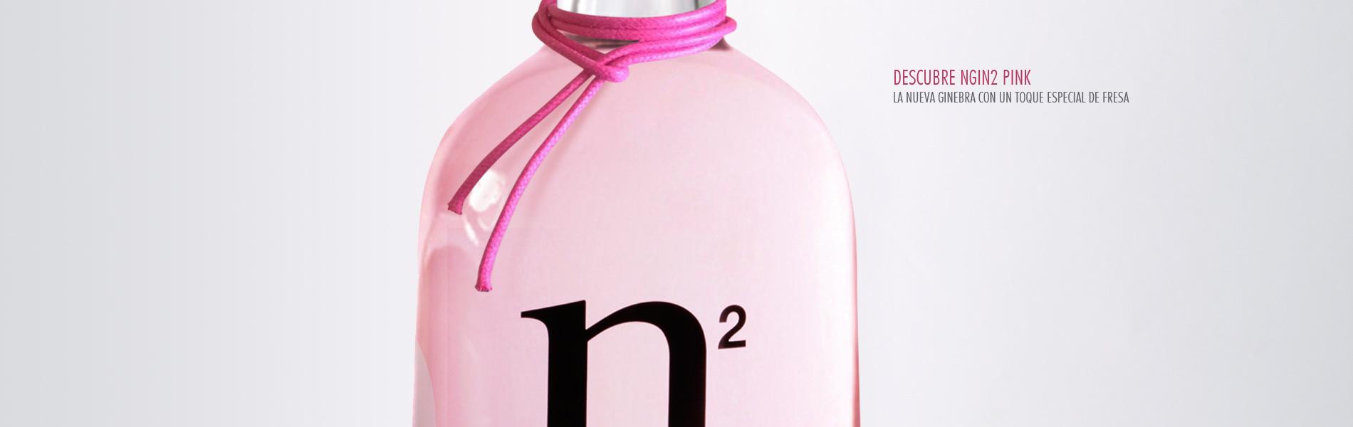 Nueva ginebra N2 Pink