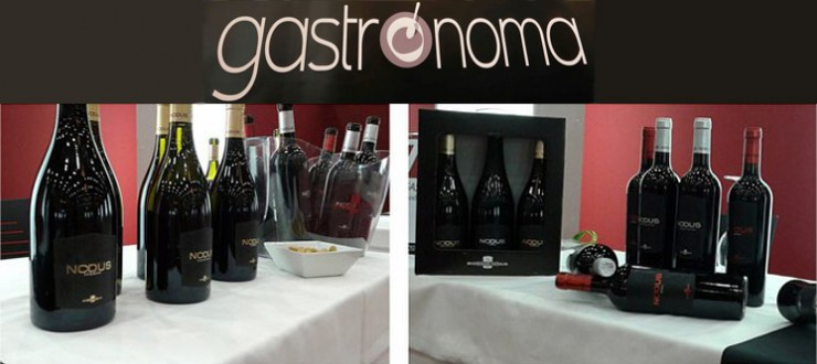 Bodegas Nodus en Gastrónoma 2015