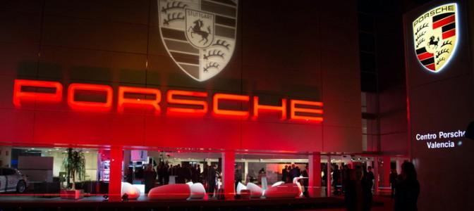 Inauguración centro Porsche Valencia