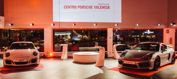 Nuevo centro Porsche en Valencia