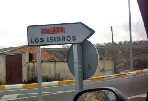 Dirección Los Isidros