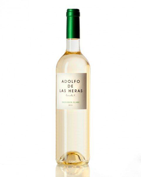 Vino blanco Adolfo de las Heras