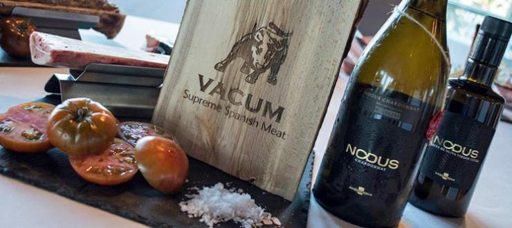 Maridaje carnes Vacum con vinos Nodus