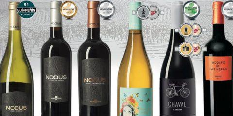 Premios 2017 vinos Nodus