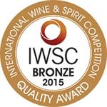 Medalla de bronce - Concurso Internacional UK 2015