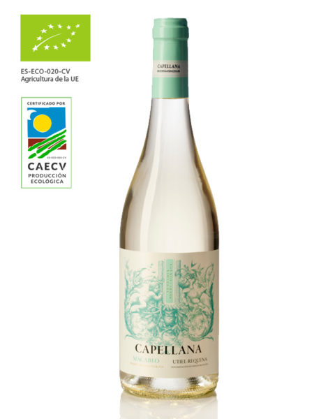 Vino blanco Capellana