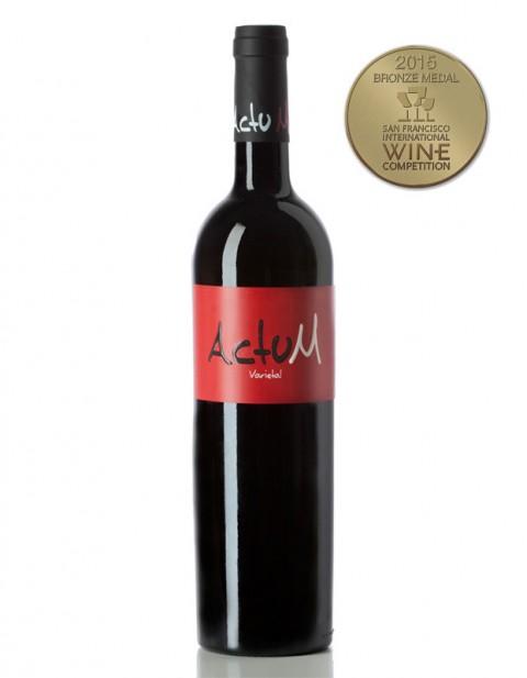 vino tinto Actum Varietal de Bodegas Nodus