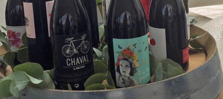 Nuevos vinos jóvenes y ecológicos de Bodegas Nodus