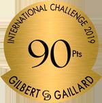 Gilbert & Gaillard Gold 90 points
