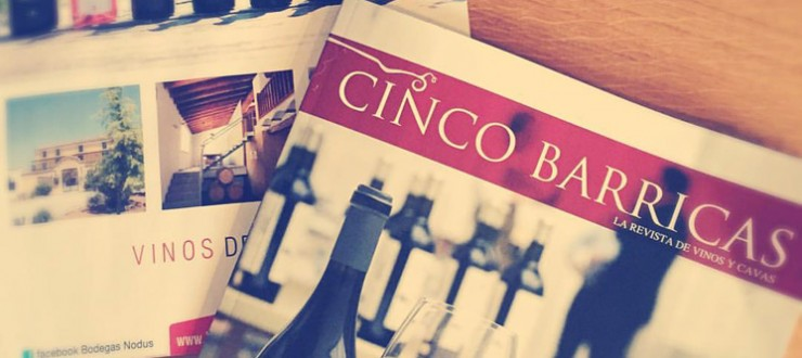 Anuario Vinos y Gastronomía de 5barricas