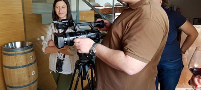 Bodegas Nodus en tv de Bélgica