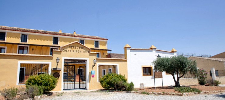 Factoría de vinos ecológicos