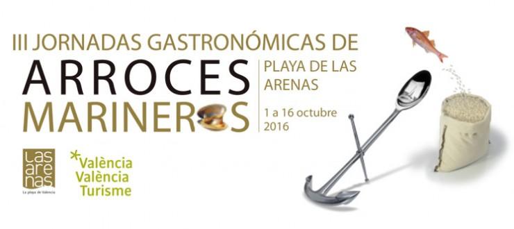 III Jornada de Arroces Marineros en Valencia