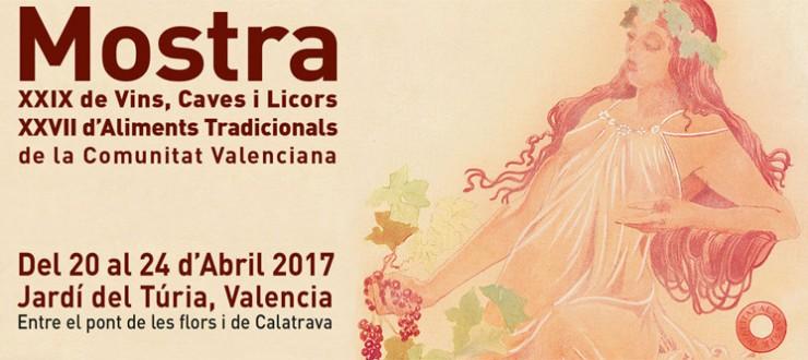 Mostra de vins i Aliments de la Comunitat Valenciana 2017