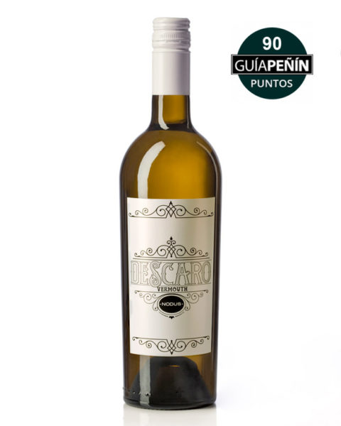 Vermouth blanco Descaro