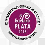 Silver Medal - Ecovino Awards 2018