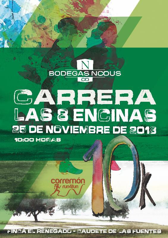 Carrera 10k Las 8 Encinas