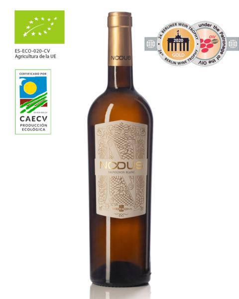 vino blanco Nodus Sauvignon Blanc