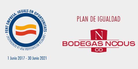 Plan de Igualdad Bodegas Nodus