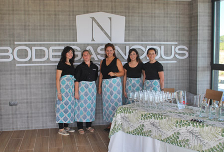 Cocktail Bodegas Nodus